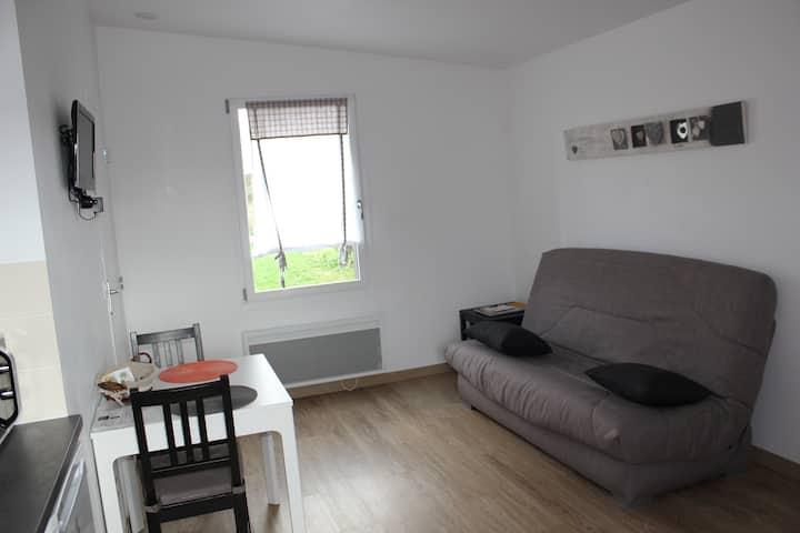 Appartement Quincampoix 4 personnes 15 min Rouen