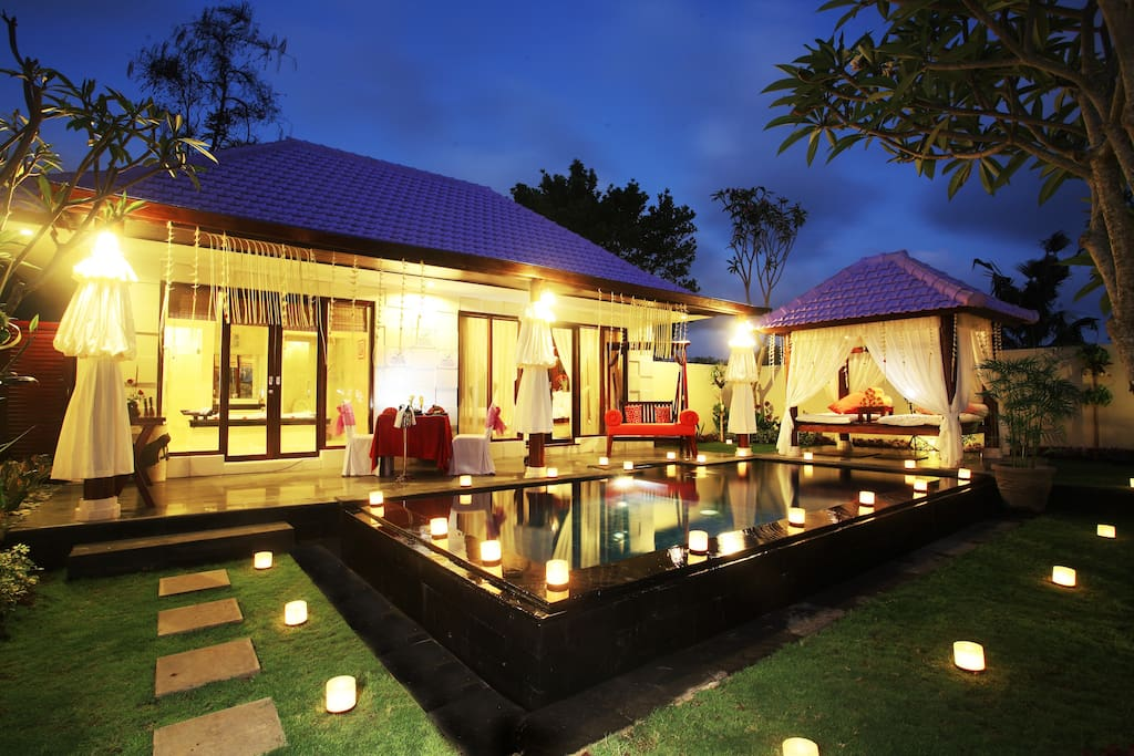 ROMANTIC HONEYMOON OF PRIVATE POOL VILLA