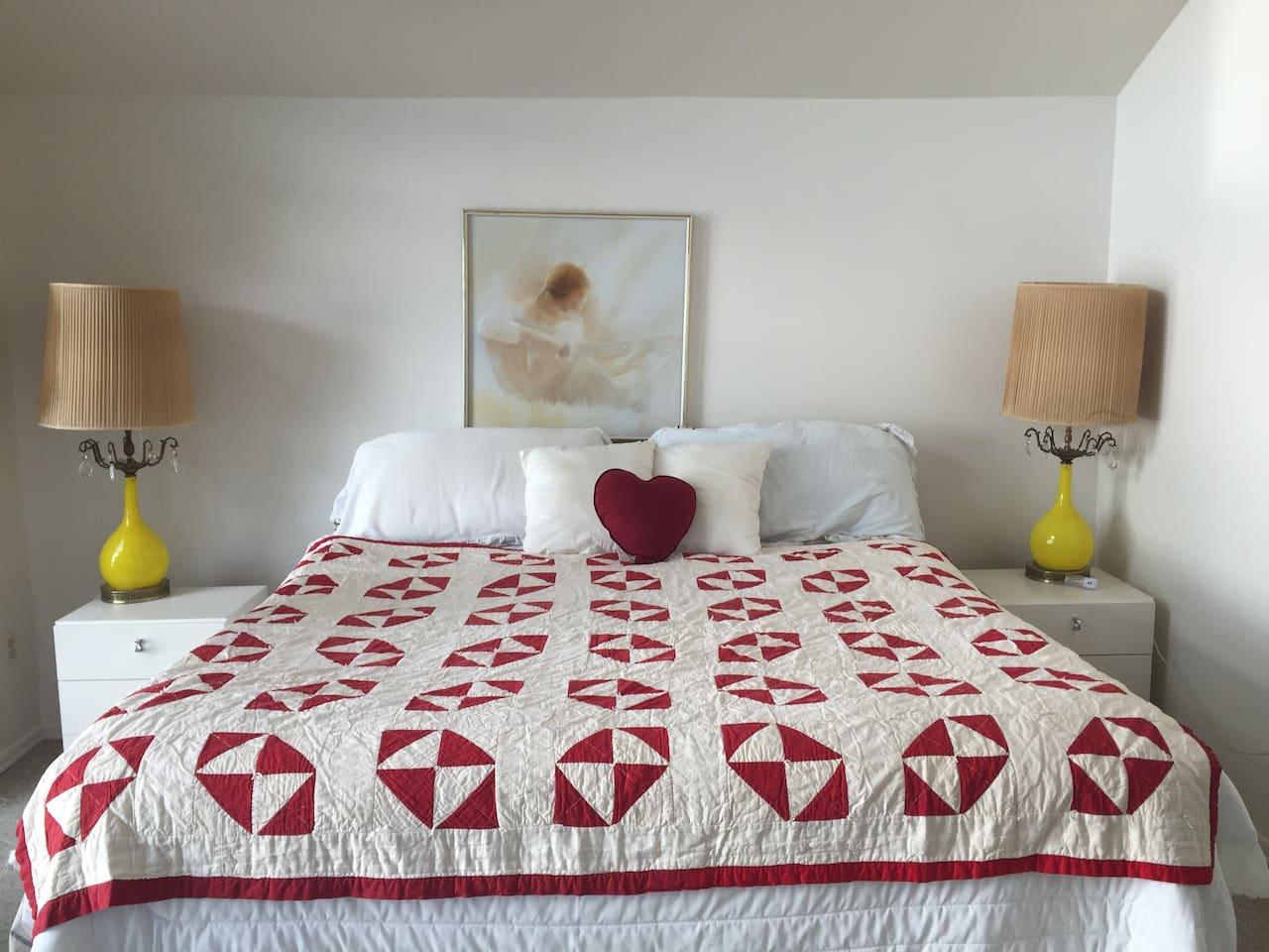 Request your Master bedroom bedspread!
