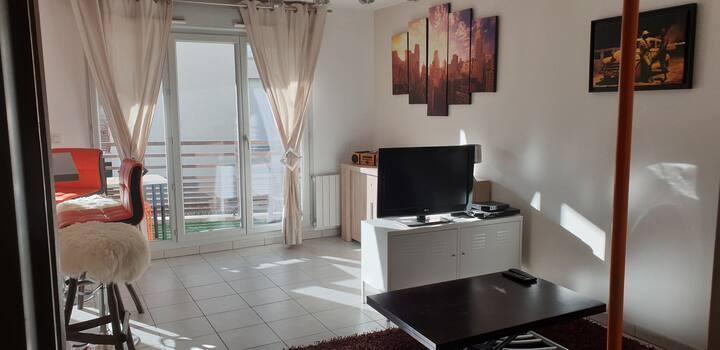 Functional apartment - Near Part-Dieu