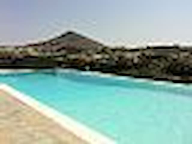 TRADITIONAL CYCLADIC STONE HOUSE - PAROS - Villa