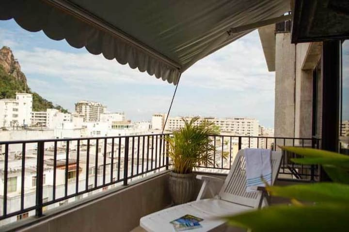 cozy residential flat with parking - Rio - Appartement