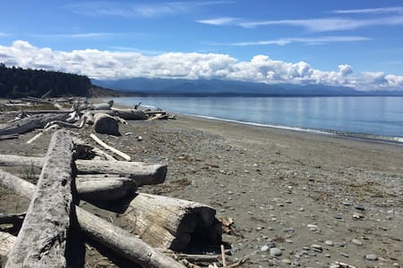 Large Sequim home with  mountain and water views. - 史魁恩(Sequim)