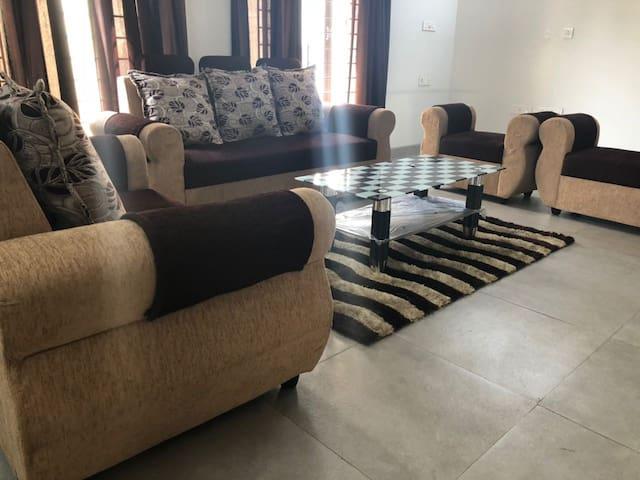 Centrally located 2 BHK Premium Apartment