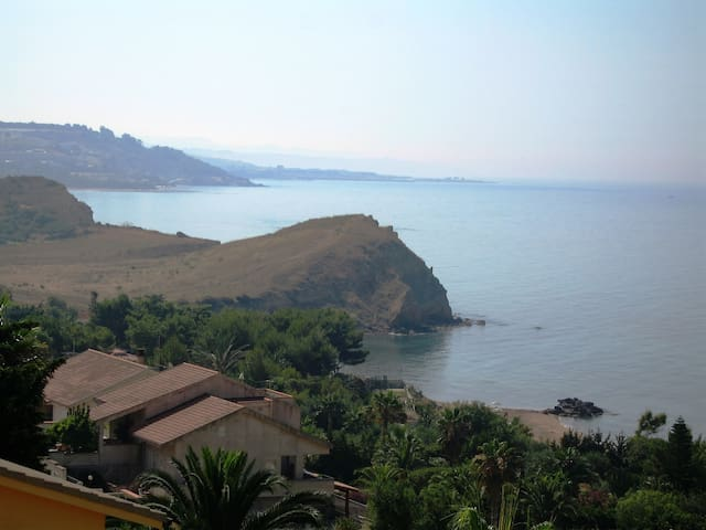 Appartamento in splendida villa al mare - Sciacca - Apartment