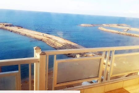 Seaview apt in the heart of Alex