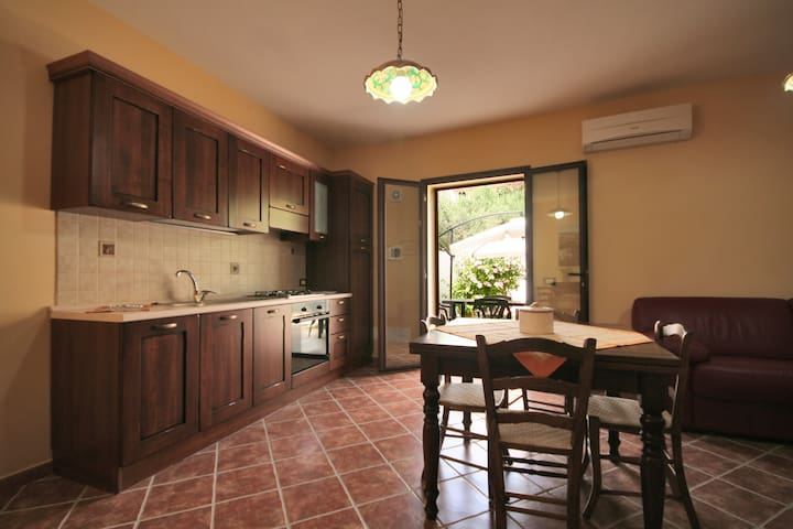 Appartamento Comfort 2+1posti letto