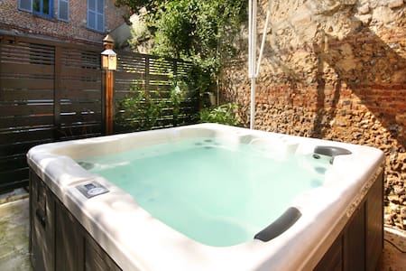 The SPA'ppart, 37° C in Normandy - Bacqueville-en-Caux