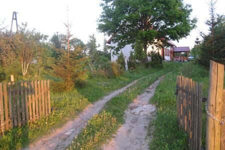 bermuda triangle in rural poland  - Gmina Małdyty