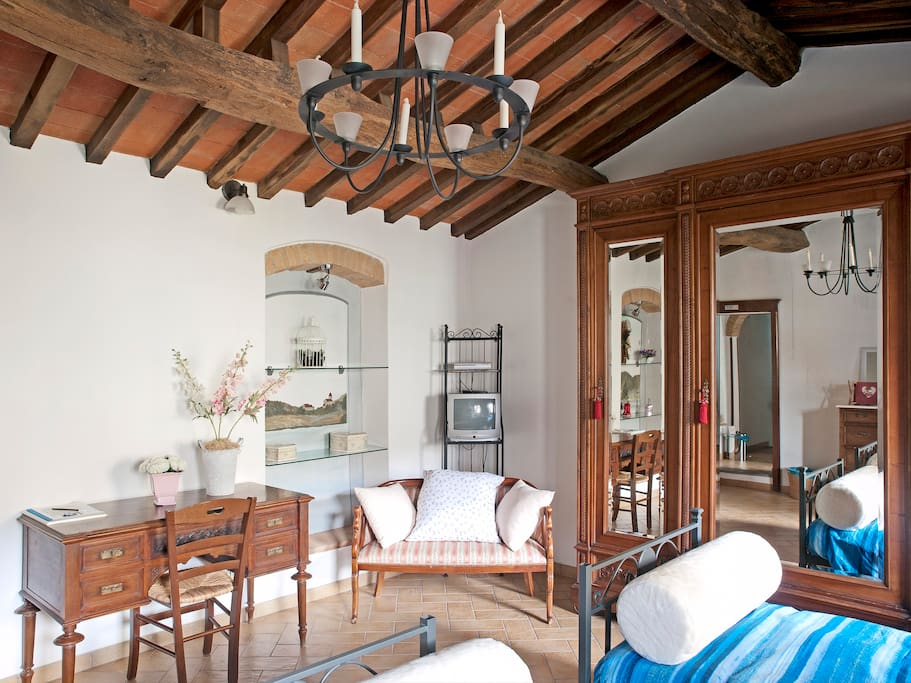 Camera Matrimoniale Alba