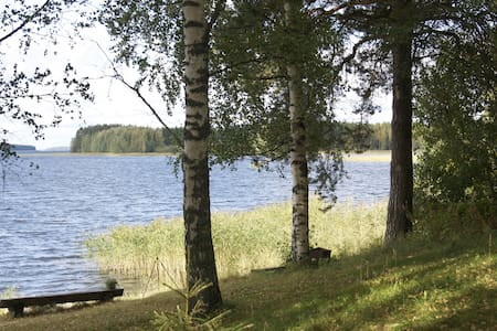Cottages for 4 persons - Savonlinna - 小木屋