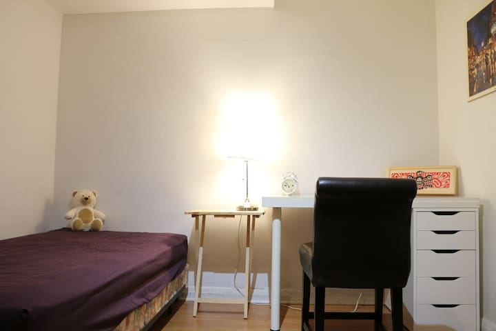 Furnished room - downtown near McGill University