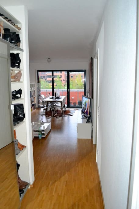 zentrale 60 qm wohnung hafen hbf wohnungen zur miete. Black Bedroom Furniture Sets. Home Design Ideas