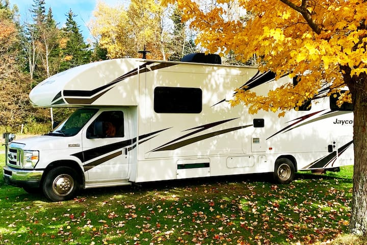 2019 RV, Sleeps 6-8, Delivered to your campsite!