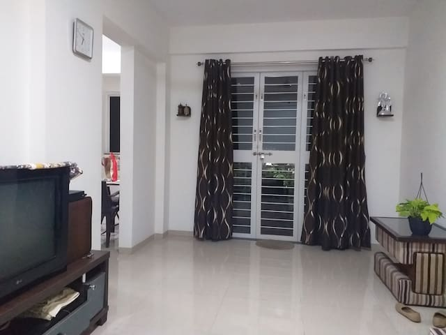 1 bhk close to hinjewadi suitable for family