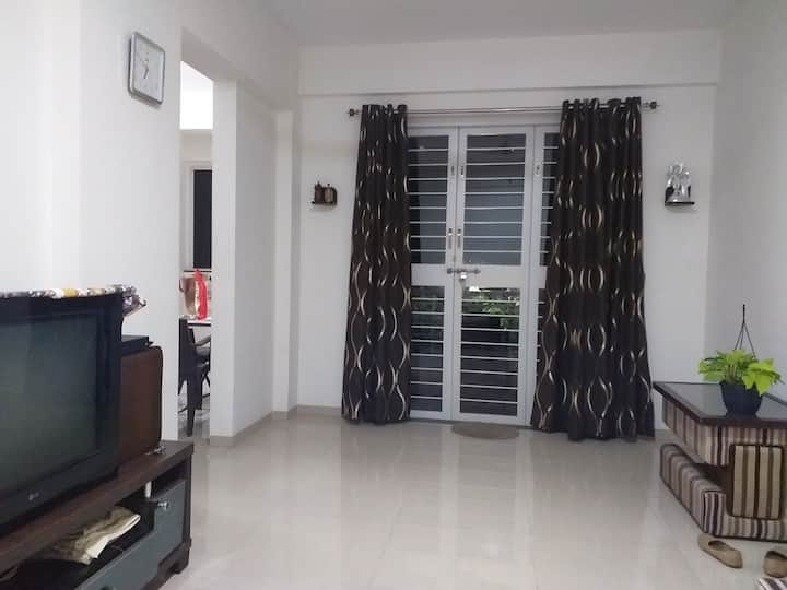 Cozy 1 bhk near hinjewadi,@vishal nagar for family