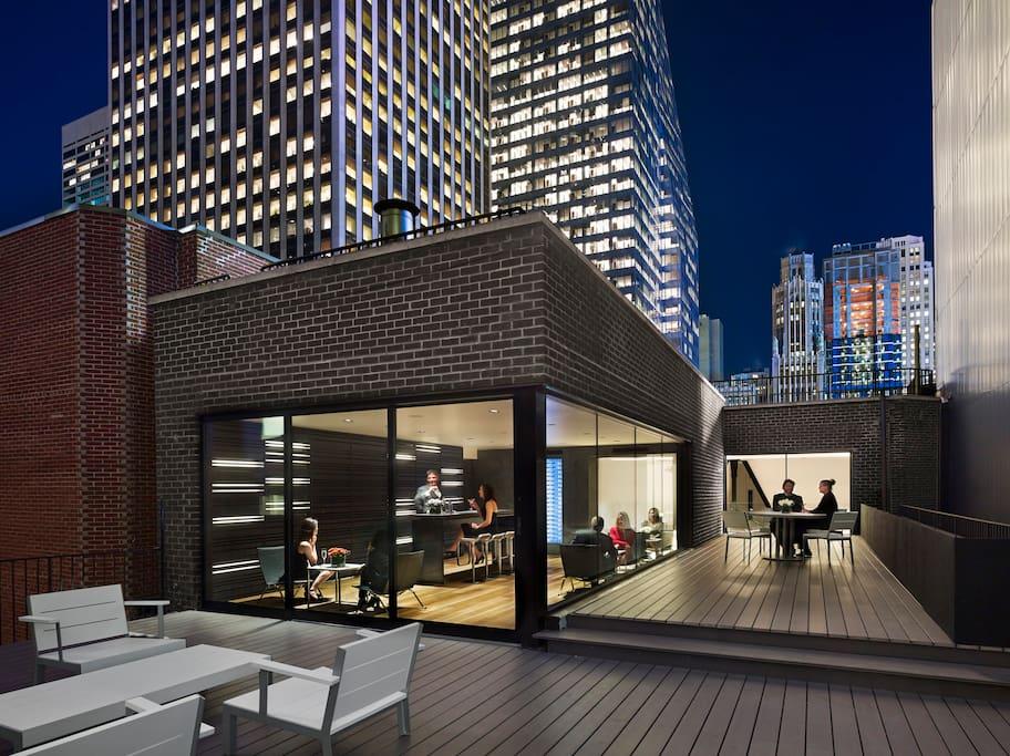 a Lounge Terrace