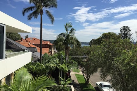 Sunny Apartment at Watson's Bay - Vaucluse - Huoneisto