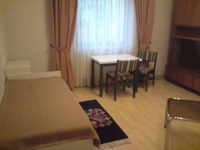Zimmer 1G2/Bad+Küchennutz./Nähe HBf - Worms
