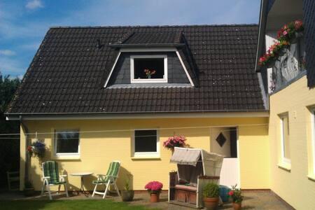 Ferienwohnung Ausruhen in Dorflage - Risum-Lindholm