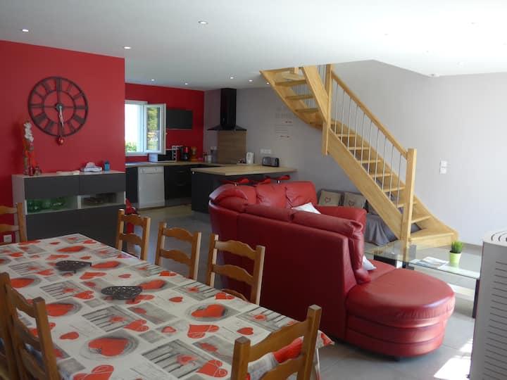 Superbe Maison 3* tout confort Argelès-Gazost