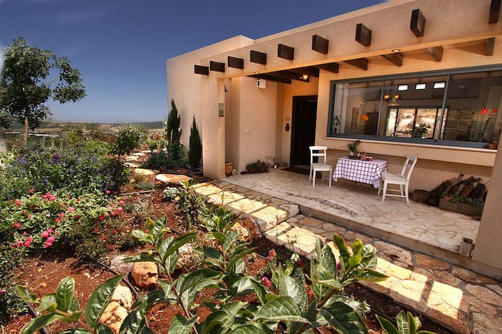 Beautiful 2BD Villa in the Galilee - Kfar Shamai - 別墅