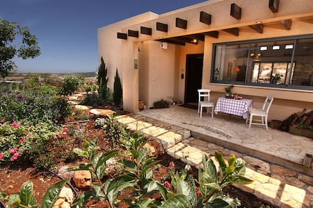 Beautiful 2BD Villa in the Galilee - Kfar Shamai