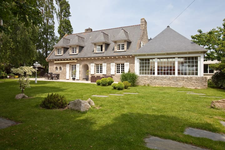 Beautiful house in coast of Emeraud - Saint-Lormel