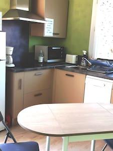Appartement N 3 la ville a la campagne