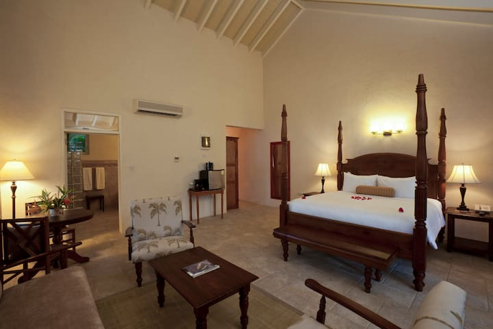 Junior Suite, Rosalie Bay Resort - Rosalie