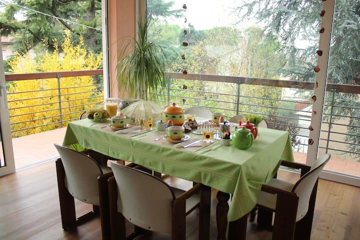 B&B GIOTTO di Antonella Grilli - Cesena - ที่พักพร้อมอาหารเช้า