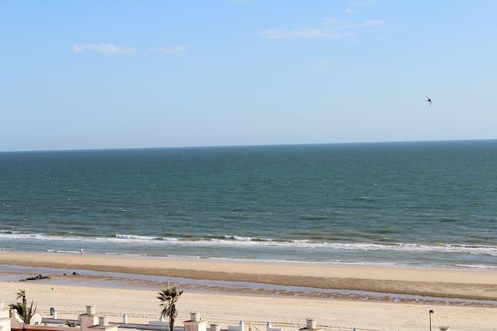 apartamento en primera de playa - Matalascañas - 公寓