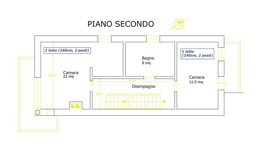 Floorplans - 2nd Floor