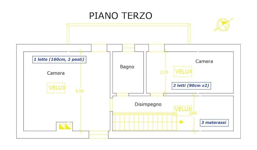 Floorplans - 3rd Floor