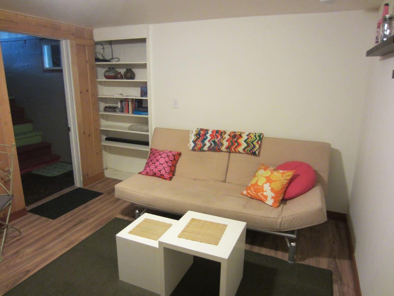 Cool Lower Level Inner SE Studio
