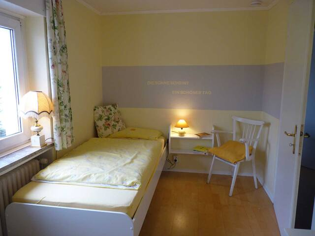 Nettes kleines Zimmer in Lippetal-Herzfeld