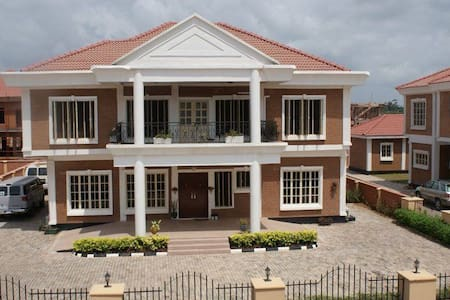 Fantastic 4BR luxurious villa in Ibeju Lekki