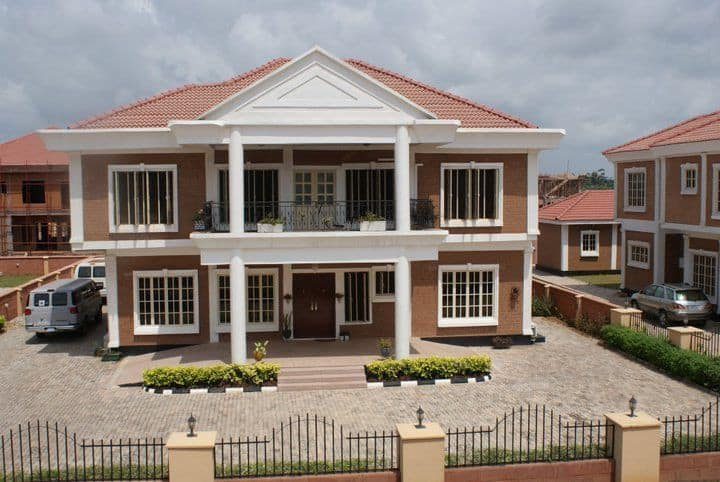 Fantastic 4BR luxurious villa in Ibeju Lekki