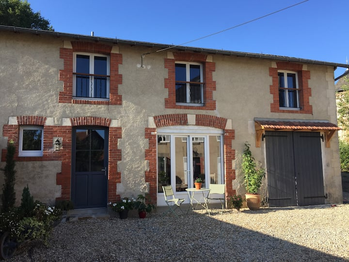 Gite Marie Ange - A charming converted coach house