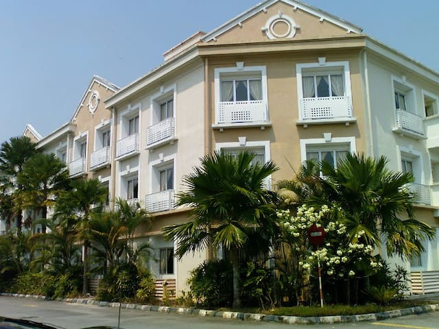 Studio Apartment in Laketown Resort - Simpang Ampat Semanggol - Appartement