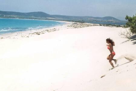 case vacanze solemare spiagge sud sardegna - Is Potettus - Reihenhaus