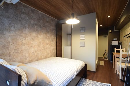 ☆Kagurazaka/Cozy room/5 min from station!!☆ - Shinjuku-ku - Apartemen