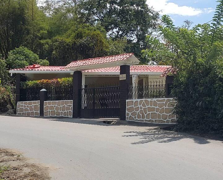 Casa de descanso El triángulo.
