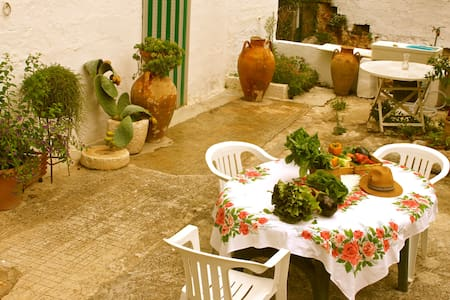 TYPICAL COUNTRY HOUSE IN PUGLIA - Cisternino - Βίλα