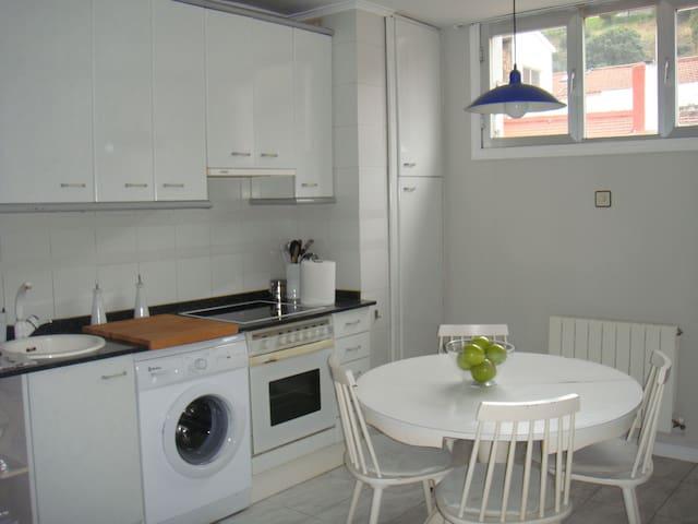 Bonito ático para escapa perfecta - Bilbao - Appartement