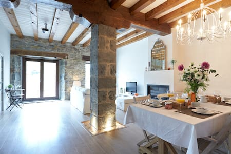 House 15 minutes from Pamplona - Huis