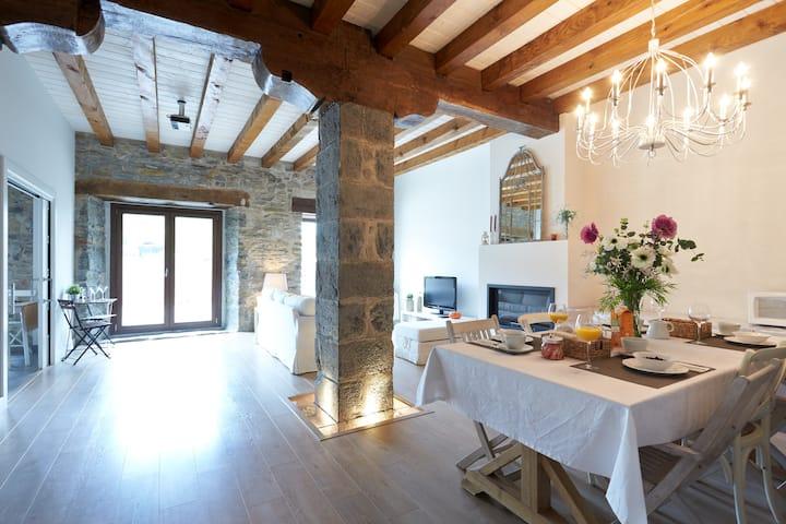 Casa de pueblo a 15 min de Pamplona