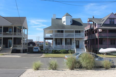 Great Beach Rental for families - 1 blk from Beach - Point Pleasant Beach - Casa