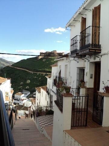 Negrillos Terraza