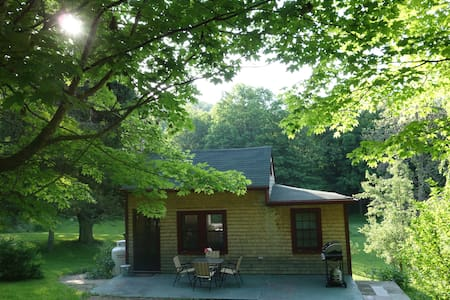 Sunny Modern Cottage on Two Acres - Claverack - House